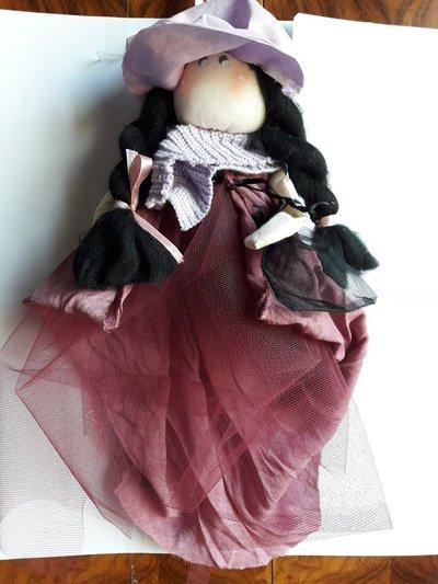 Cartamodello bambola Maddy