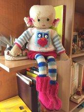 bambola in lana Anna