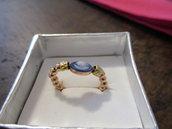 anello elastico argento 925
