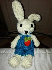 Coniglietto carotino piccolino