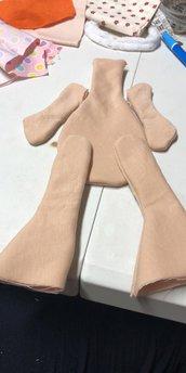 Sagome bambola vuota