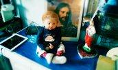 Le bambole  reborn di Annalisa Rishika