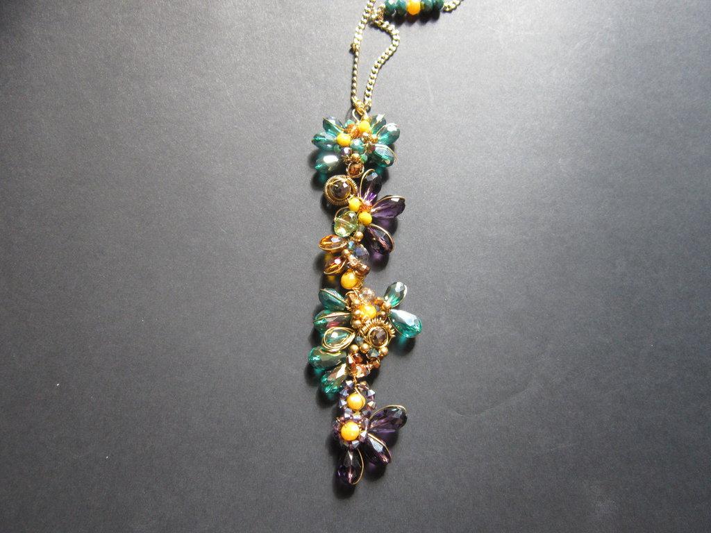 Collana pendente Gioiello