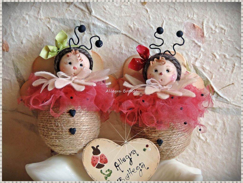 Le petalose coccinella