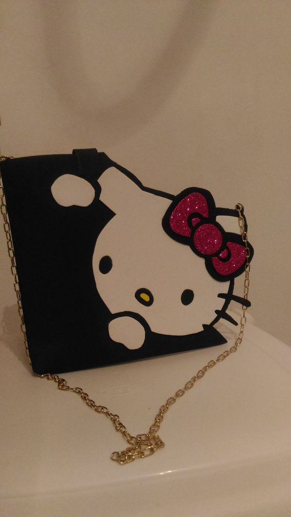 Pochette Hello Kitty