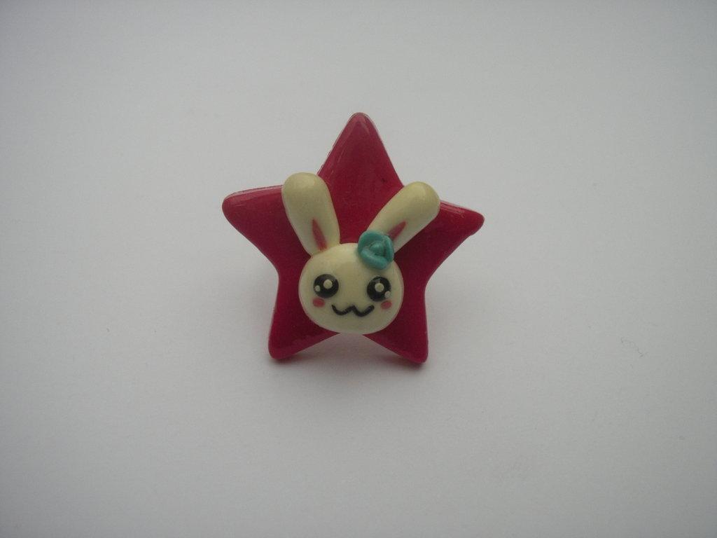Anello sweet bunny