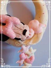 Fiocco nascita Minnie