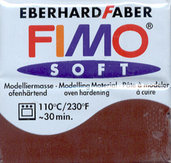 Fimo soft chocolate