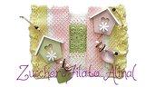 Copertina per neonato all'uncinetto  con bordo a cuoricini in puro cotone, battesimo, bimba, rosa, regalo nascita
