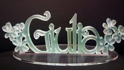 GIULIA - il tuo nome in primo piano !
