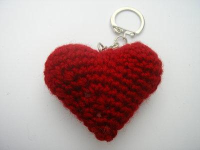 Portachiavi heart midium
