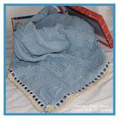 Copertina dolci nanne neonato