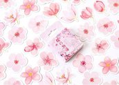 Cherry sakura  sticker, Adesivi fiori di Sakura
