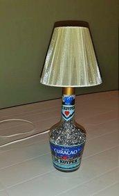 Lampada Blu Curaçao