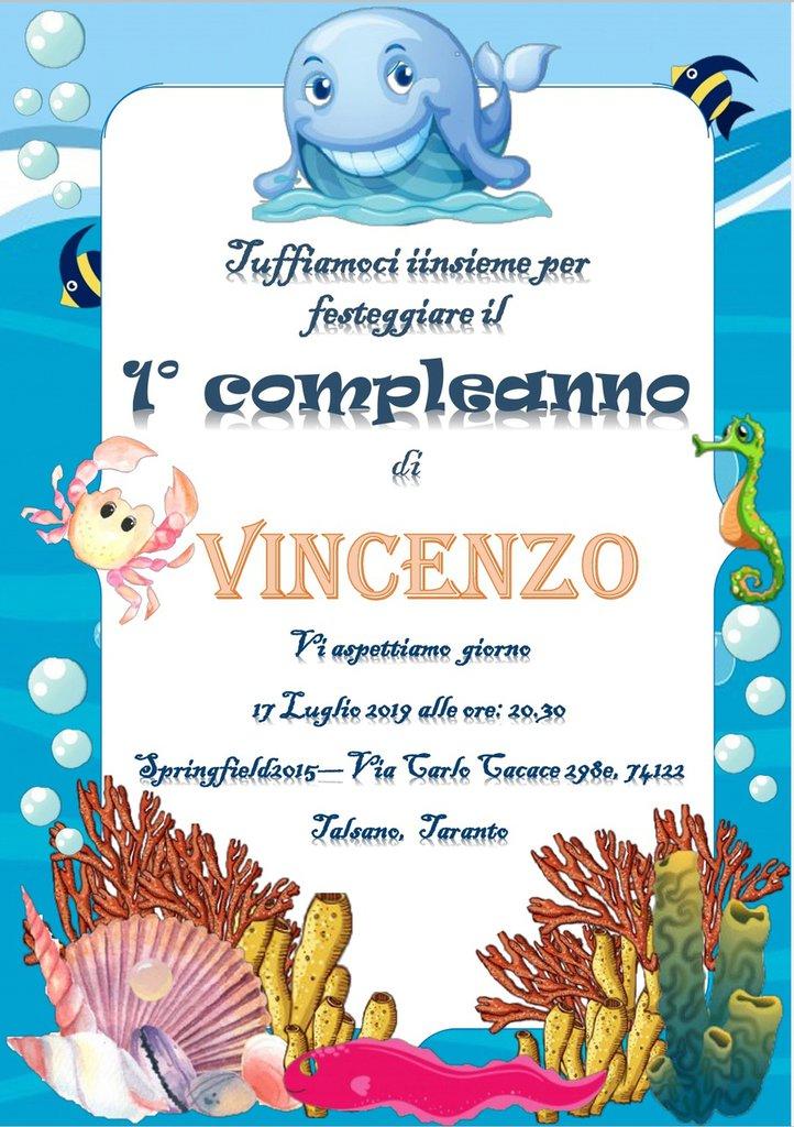 Molto Invito digitale per primo compleanno bambino - Feste - Biglietti e JP29