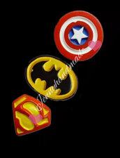 Gessetti stemma super-eroi gesso diplast