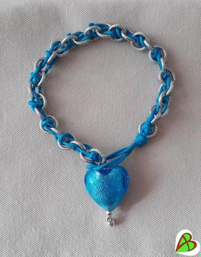 Bracciale Emotion - Azzurro
