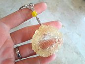 Portachiavi in Resina // Conchiglia Cristallo nr.4 // Fatto a Mano ❤