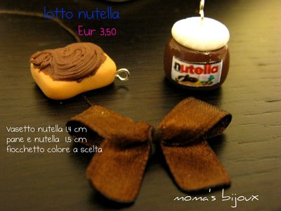 Lotti Charms: Nutella