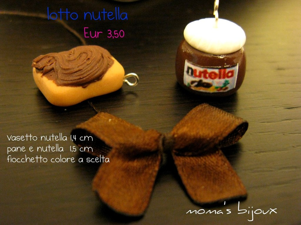 Lotti Charms: Nutella