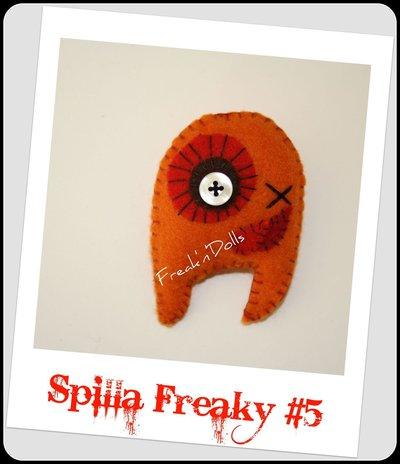 Spilla Freaky #5
