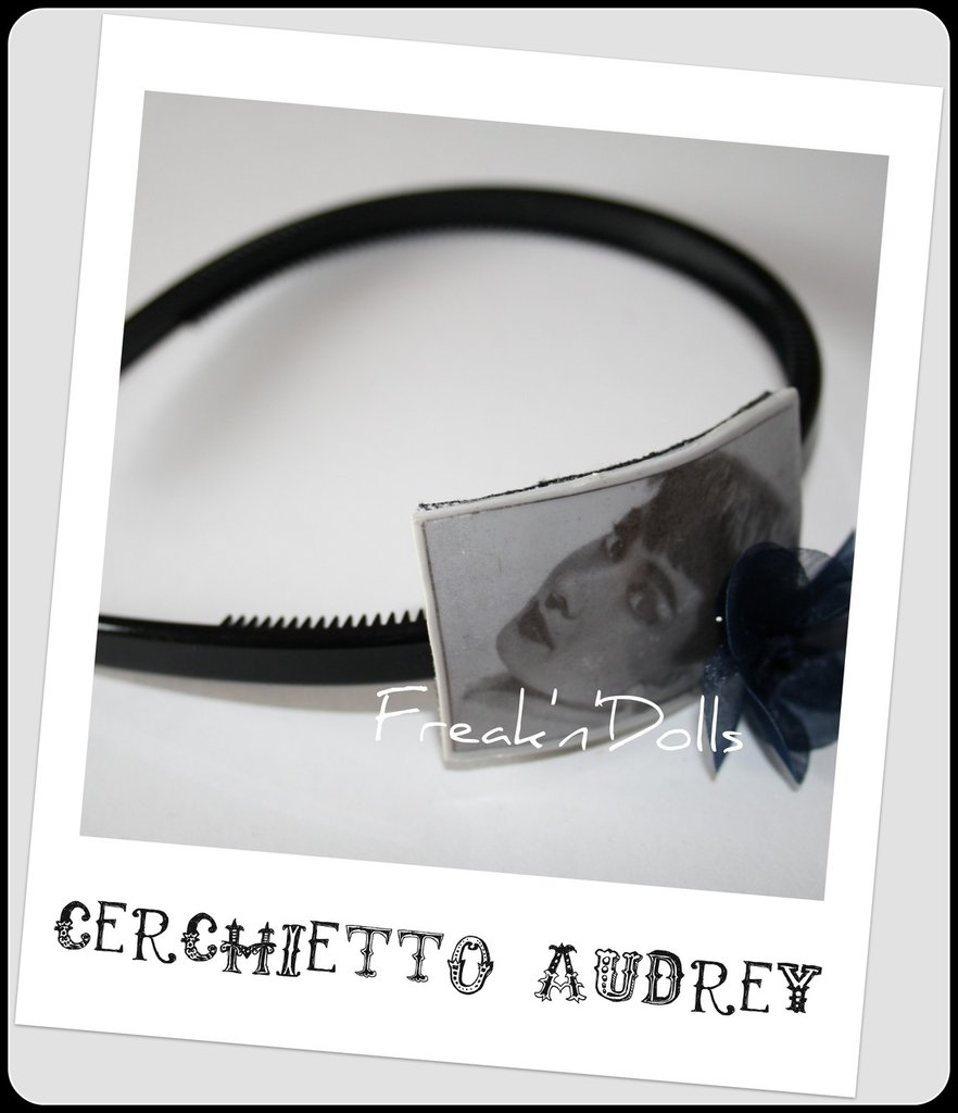Cerchietto Audrey