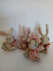 Bomboniera Animaletto coniglio