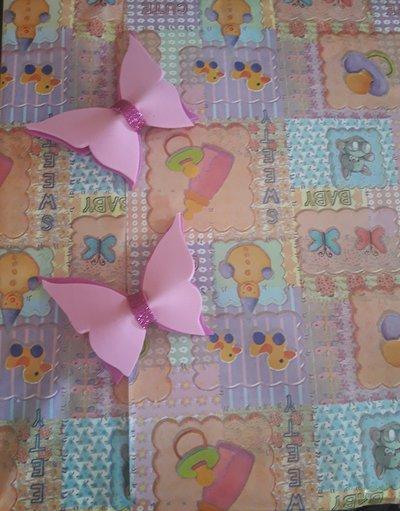Farfalla chiudi pacco