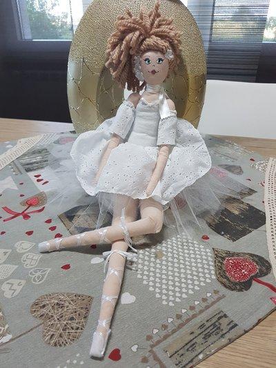 Bambola Tilda ballerina