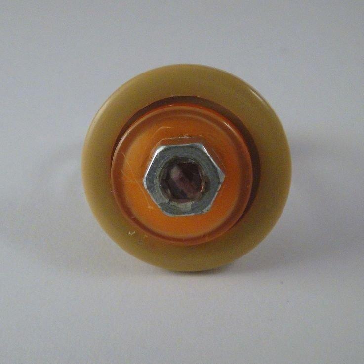 """anello bottone """"bullone"""""""