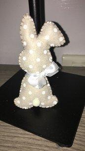 Coniglio miniatura per bomboniera