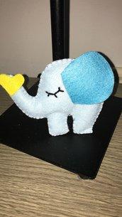 Elefante miniatura per bomboniera