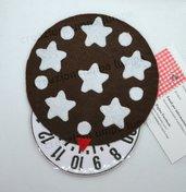 disco orario biscotto pandistelle