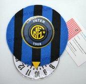 disco orario squadra calcio inter