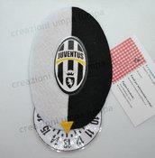 disco orario squadra calcio juve
