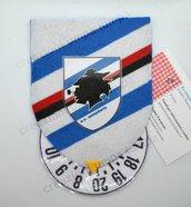disco orario squadra calcio sampdoria