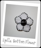 Spilla Botton-Flower