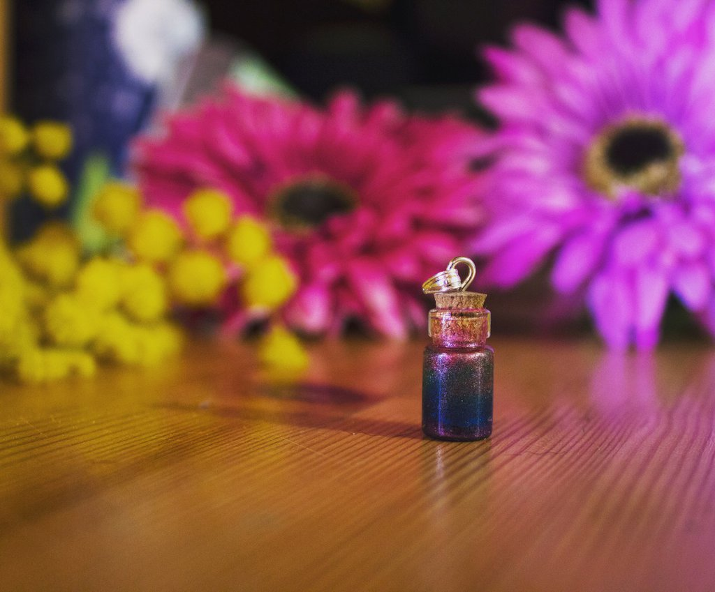 Arcobaleno | Collana in resina | Chrysalism