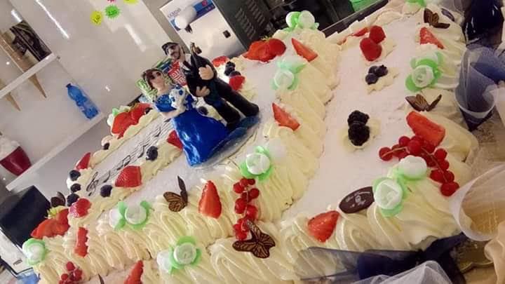 Wedding Cake Toppers - Sposi per torta matrimonio personalizzati