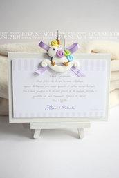 regalo per madrina e padrino con unicorno