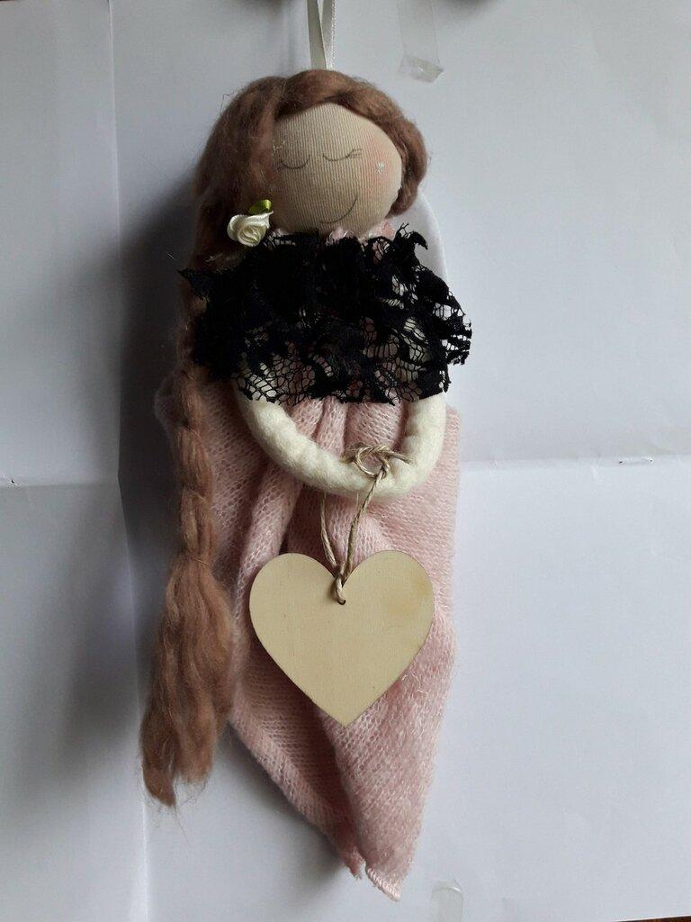 Cartamodello bambola Ilary
