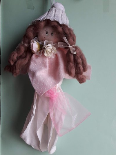 Cartamodello bambola Betty