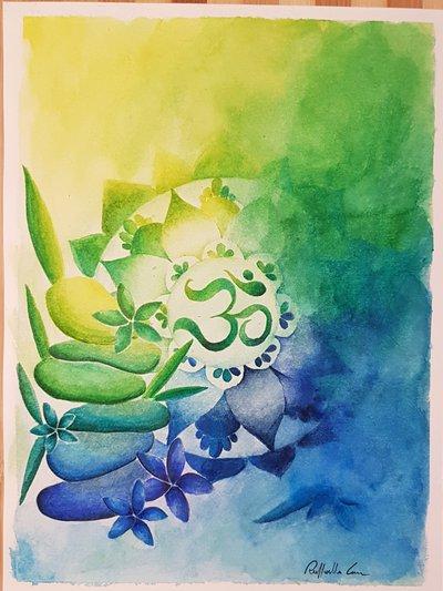 Quadretti colorful personalizzati