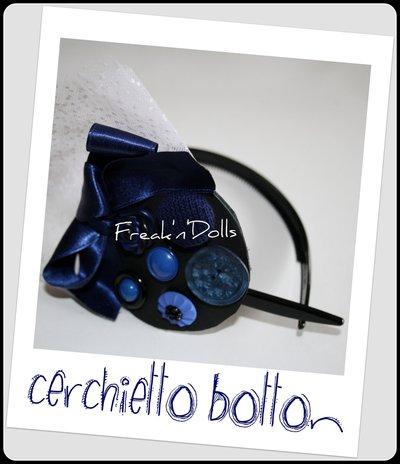 Cerchietto Botton