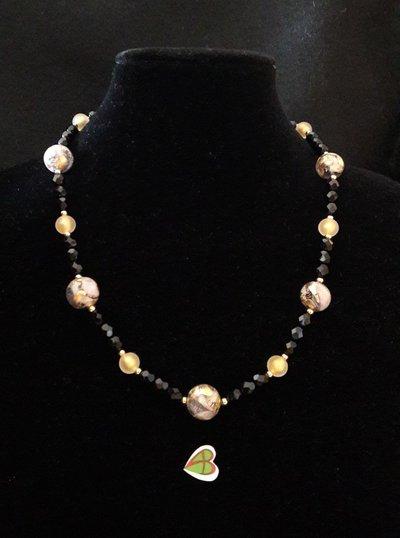 Collana di Murano - Oro