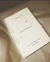 libretti chiesa matrimonio