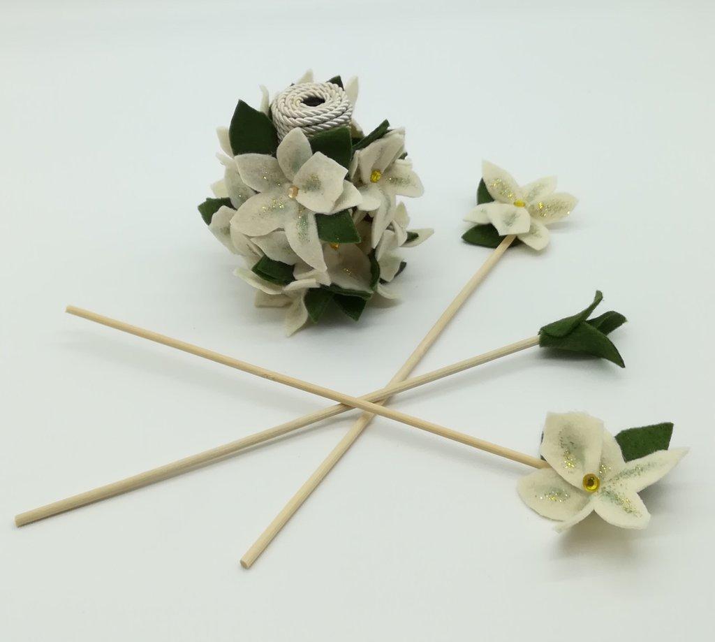 Diffusore di profumo per ambiente alla vaniglia,  8 x 7 cm