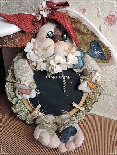 Cartamodello lavagnetta Maurilio