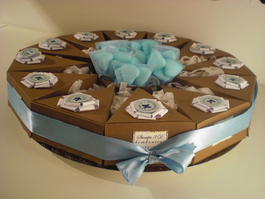 Torta Bomboniere