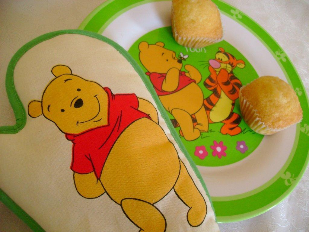 Guanto Bambino Winnie the Pooh